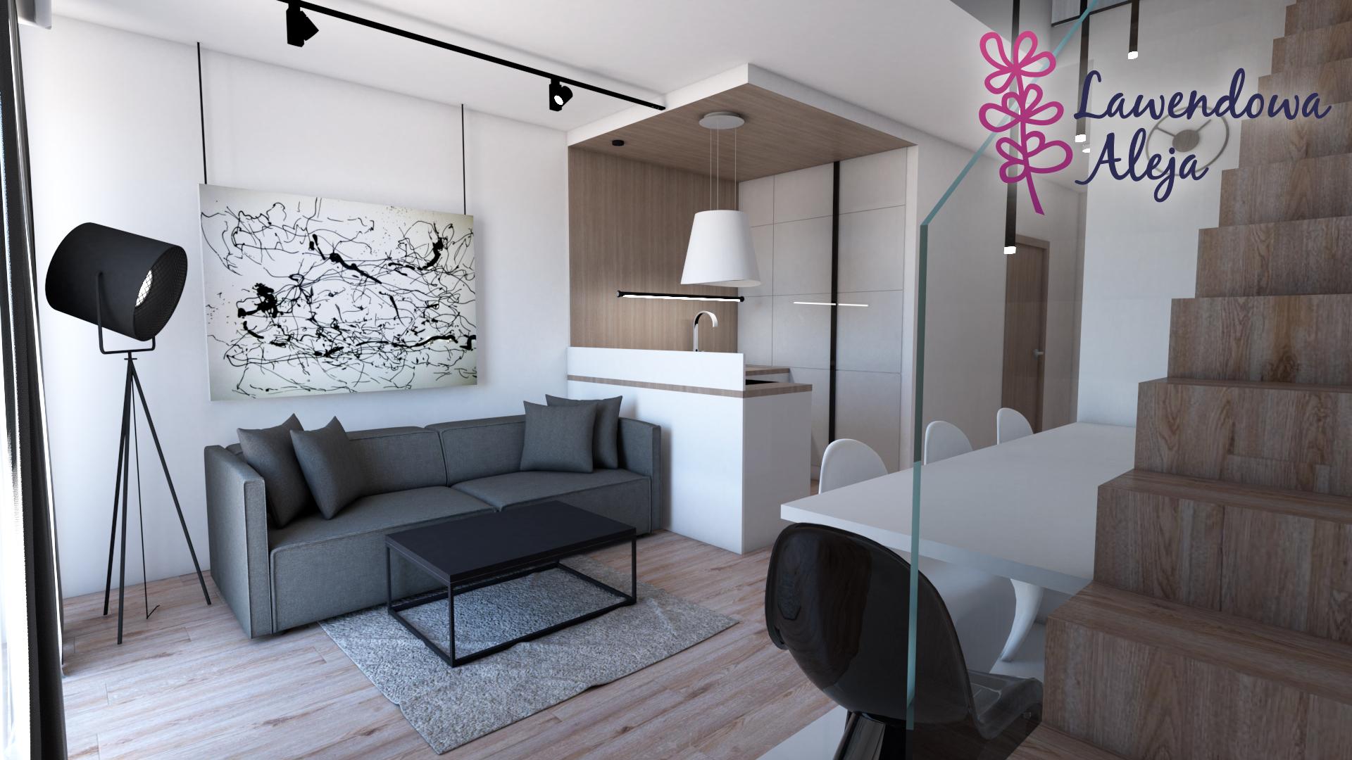 Nowe mieszkanie z ogródkiem Kiełczów